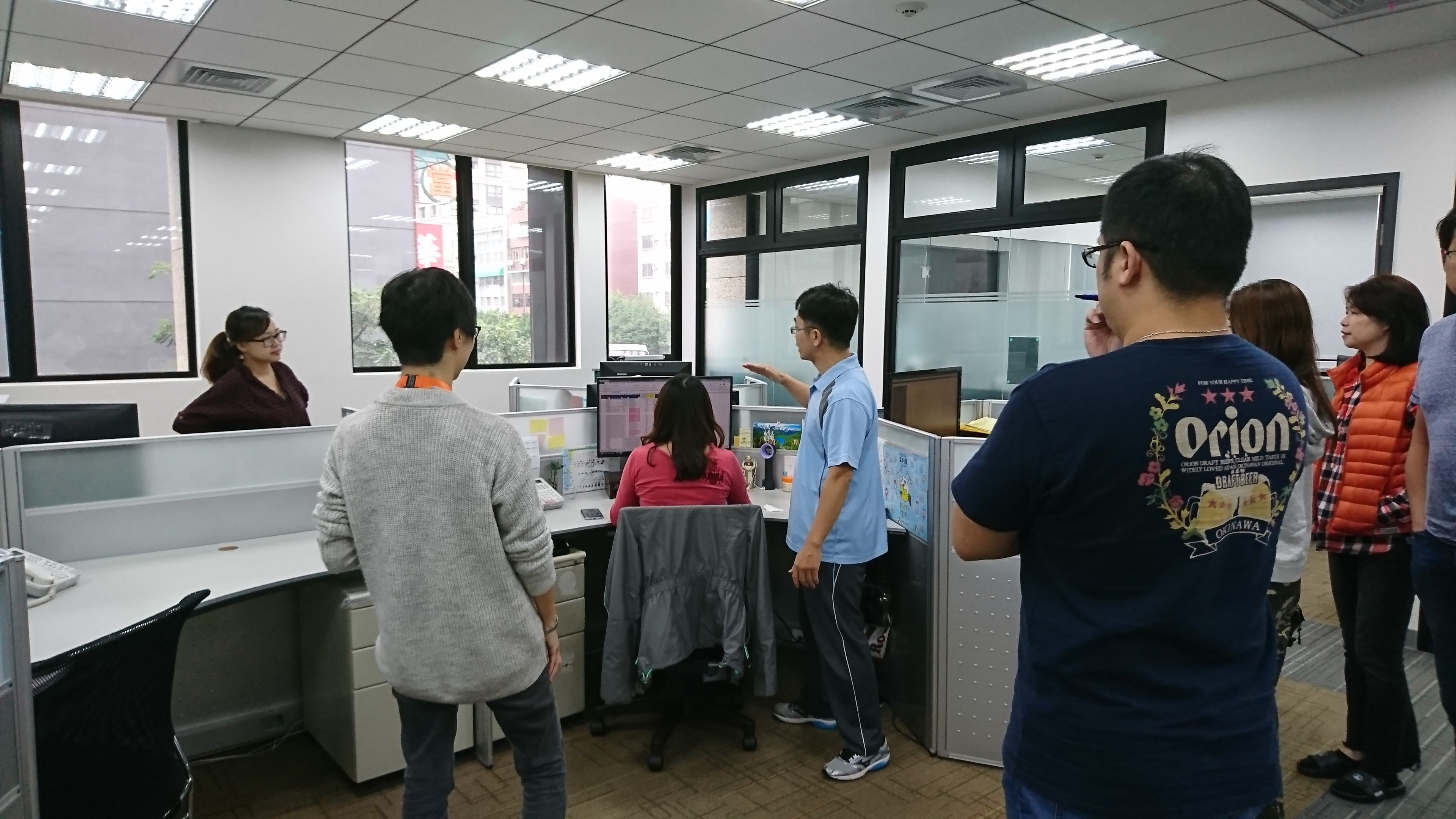 【企業內訓影片】康佳特科技-職場人脊椎保健與酸痛預防-辦公室環境檢視